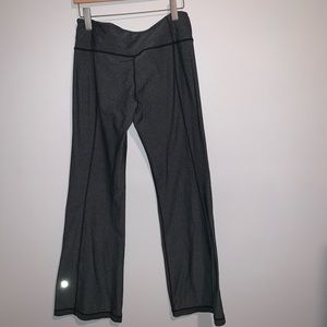 Lululemon Reversible Wunder Under Wide Leg Pant